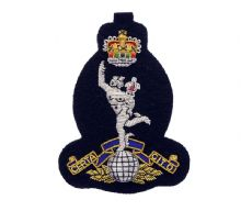 Royal Corps of Signals - Blazer Badge